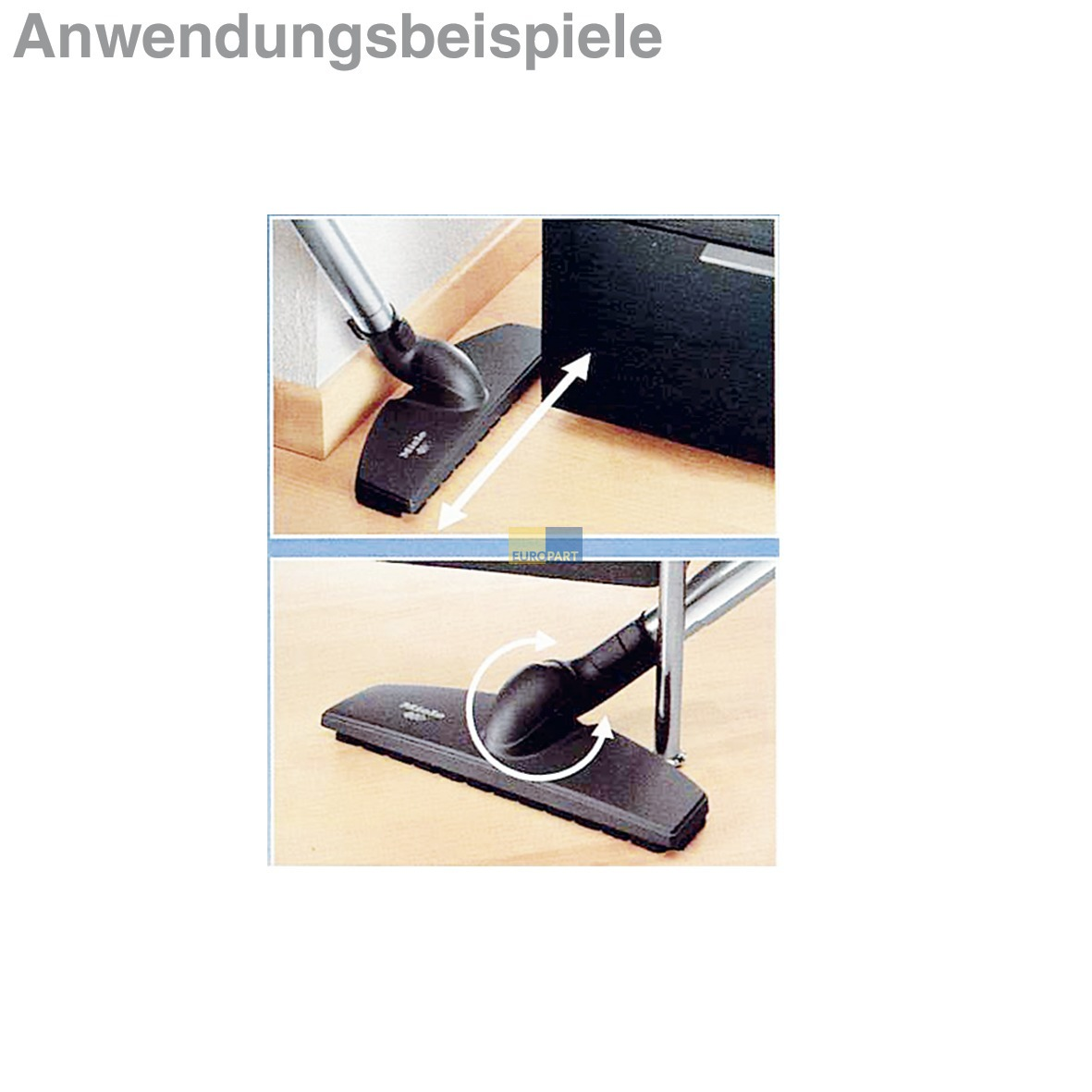 Staubsaugerbeutel plus 1 HEPA Filter passend für Miele Young Style S4210 S4211