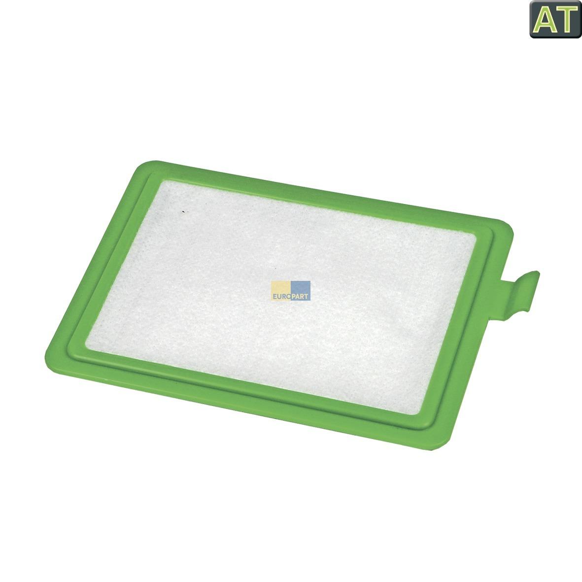 Filter Abluftfilter Matte im Rahmen EF17, AT! - ABEA Hausgeräte ...