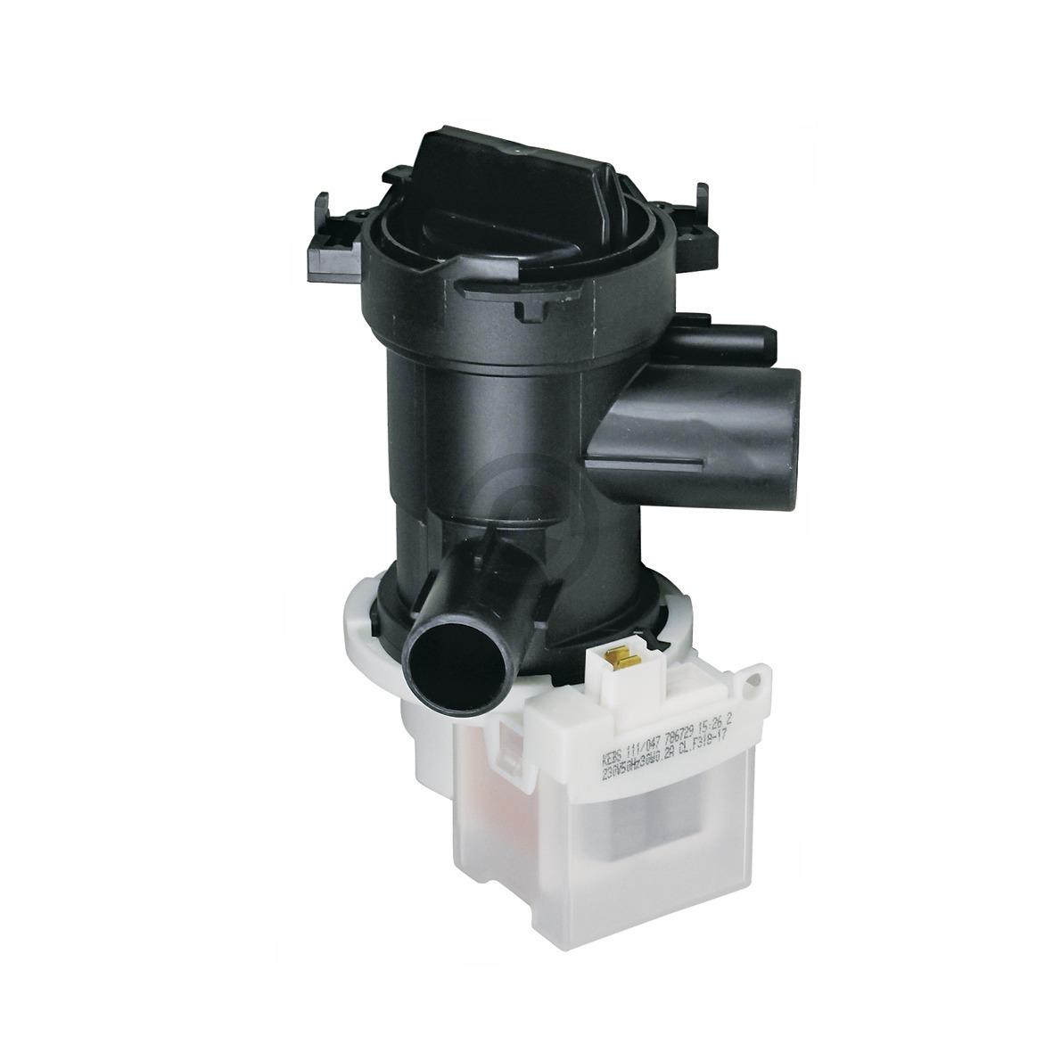 Ablaufpumpe Bosch Siemens 00145212 Copreci Mit Pumpenkopf Und Sieb Alternative Fur Waschmaschine