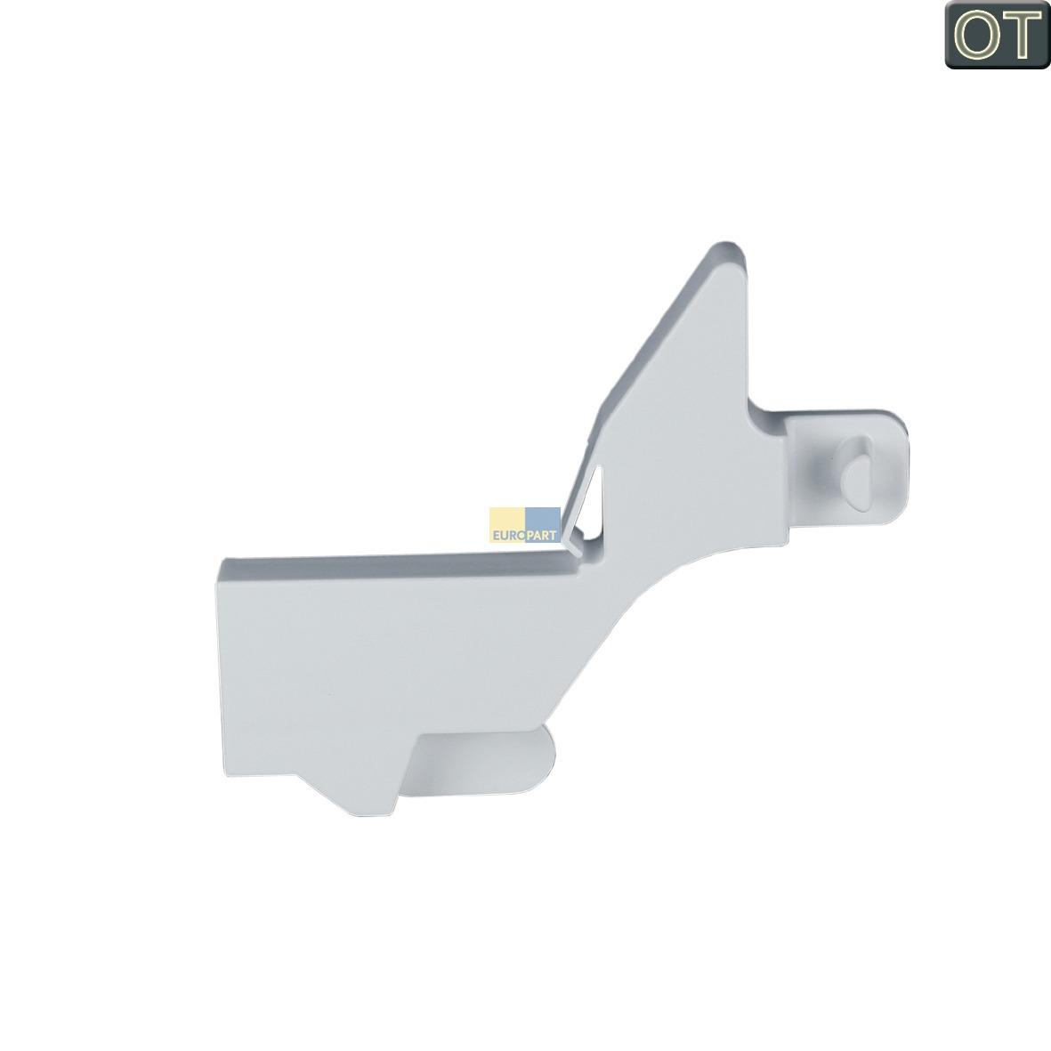 gefrierfachklappenhalter rechts bosch 00657908 ot abea. Black Bedroom Furniture Sets. Home Design Ideas