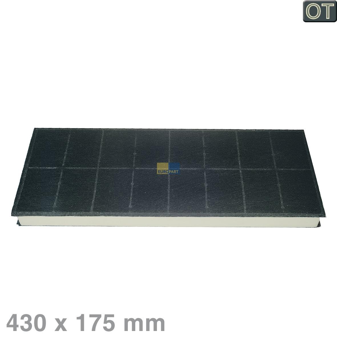 Kohlefilter 430x175mm Neff 00296178 Original Abea Hausgerate